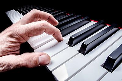 als kind klavier spielen lernen